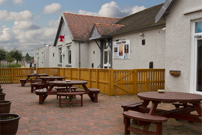 Loanhead Miners Club - The Beer Garden